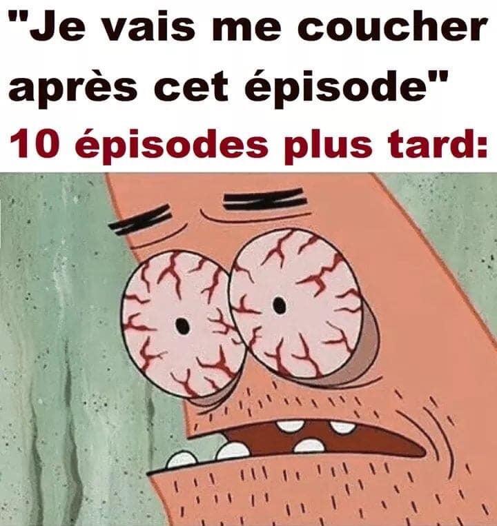 Je vais me coucher après cet épisode… 10 épisodes plus ...